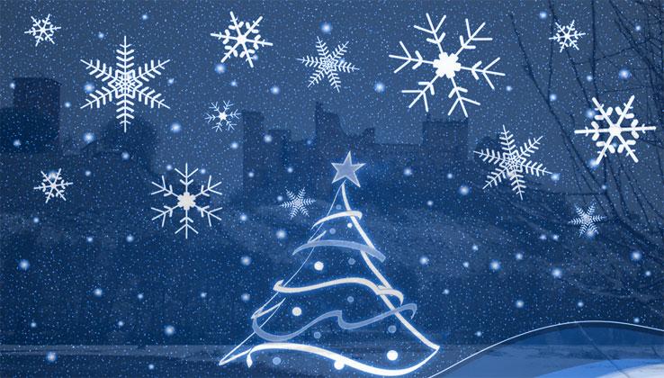 El ayuntamiento de escalona les desea una feliz navidad y - Felicitaciones de navidad sencillas ...